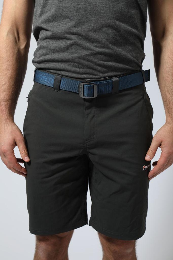 LASSO BELT-NARWHAL BLUE-ONE SIZE  pásek modrý