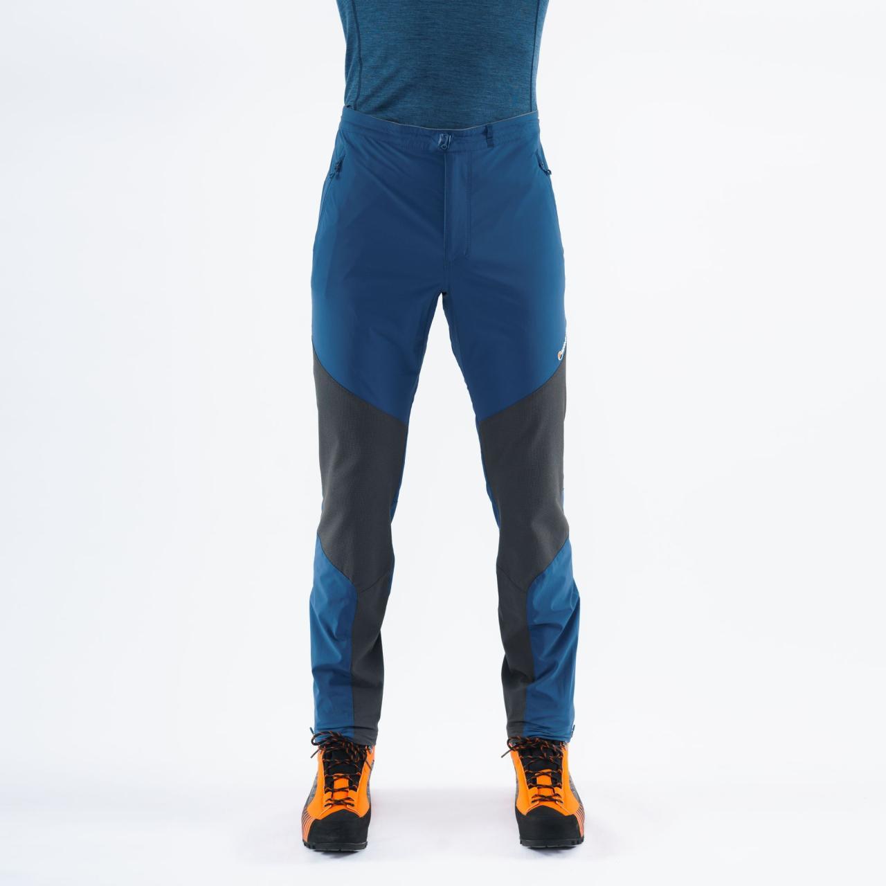 ALPINE EDGE PANTS-REG LEG-NARWHAL BLUE-M pánské kalhoty modré