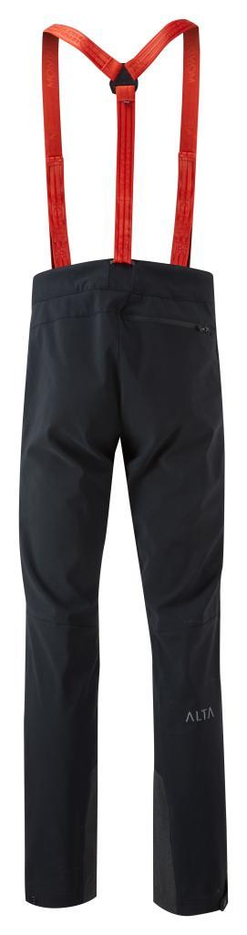ALPINE MISSION PANTS-REG LEG-BLACK-M pánské kalhoty černé