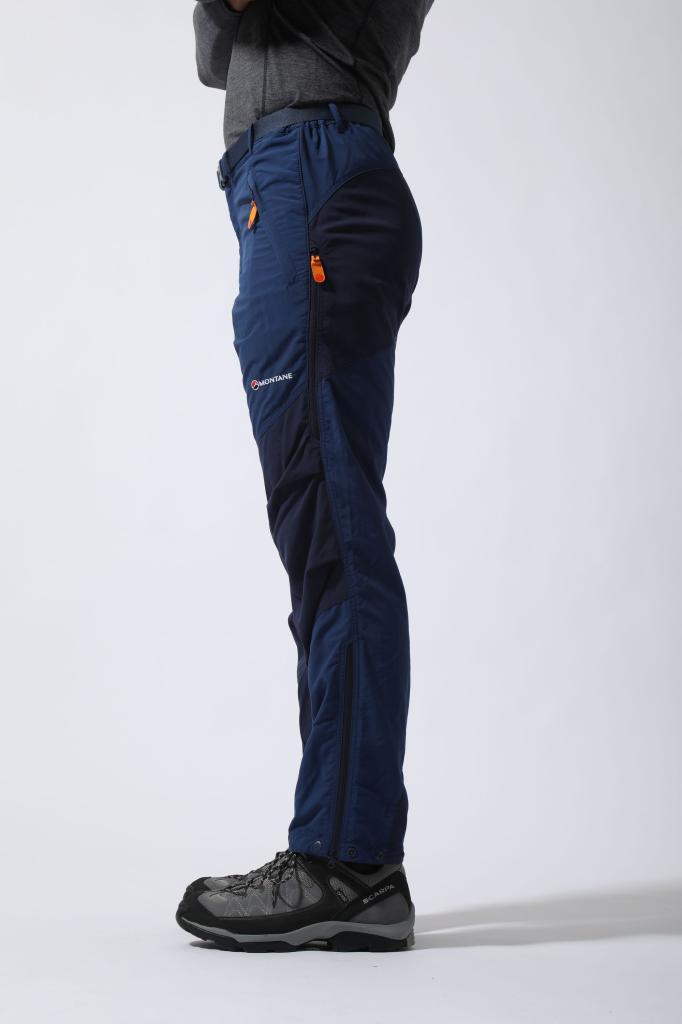TERRA PANTS-REG LEG-FIREFLY ORANGE-M pánské kalhoty oranžové