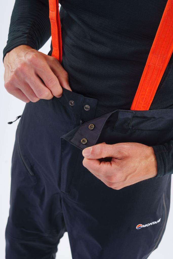 ALPINE RESOLVE PANTS - REG LEG-BLACK-M pánské kalhoty černé