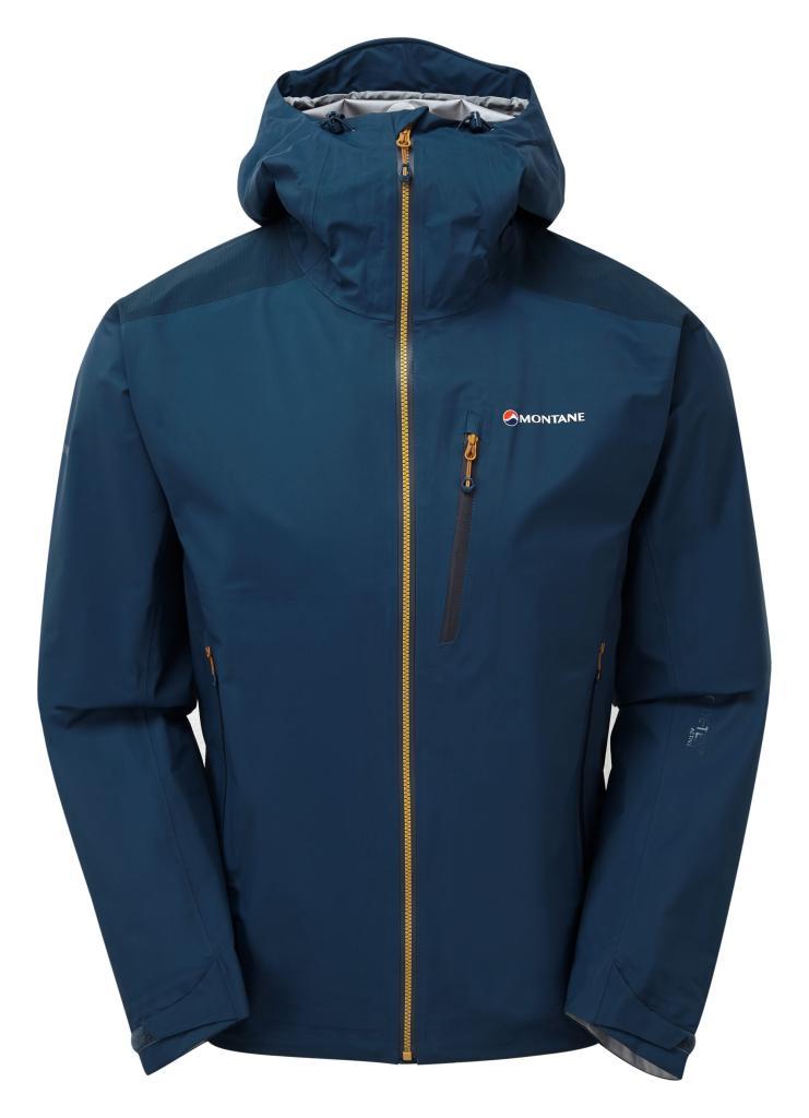 FLEET JKT-NARWHAL BLUE-M pánská bunda modrá