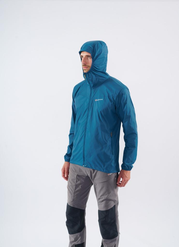 LITESPEED JKT-NARWHAL BLUE-M pánská bunda modrá