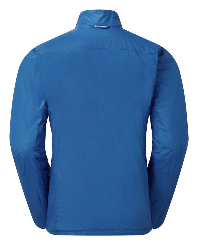 PRISM ULTRA PULL-ON-ELECTRIC BLUE-S pánská bunda modrá