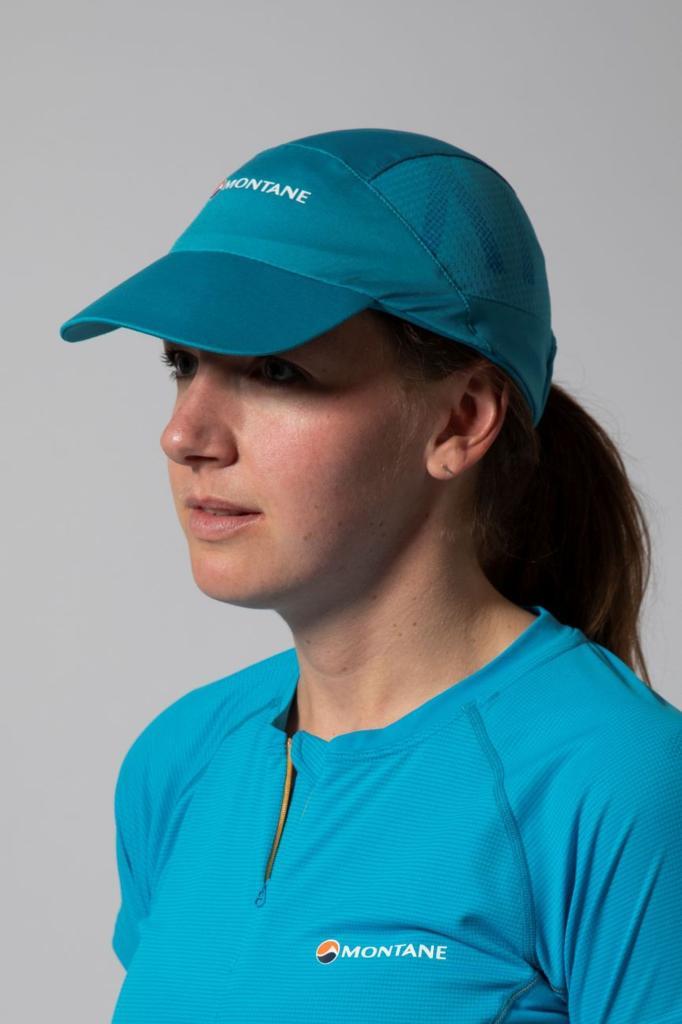 CADENZA CAP-CERULEAN BLUE-ONE SIZE  čepice modrá