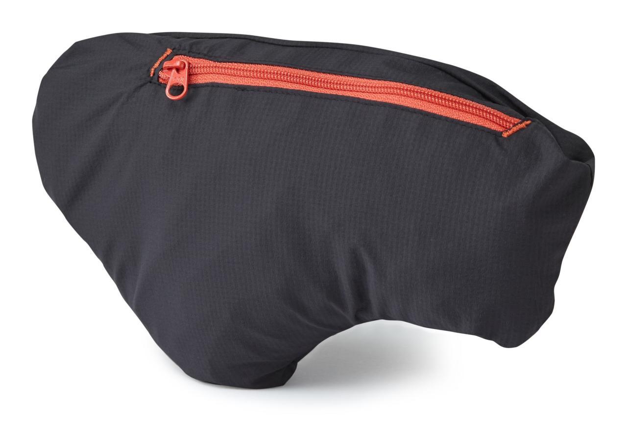 FEM FEATHERLITE TRAIL JKT-BLACK-36 dámská bunda černá