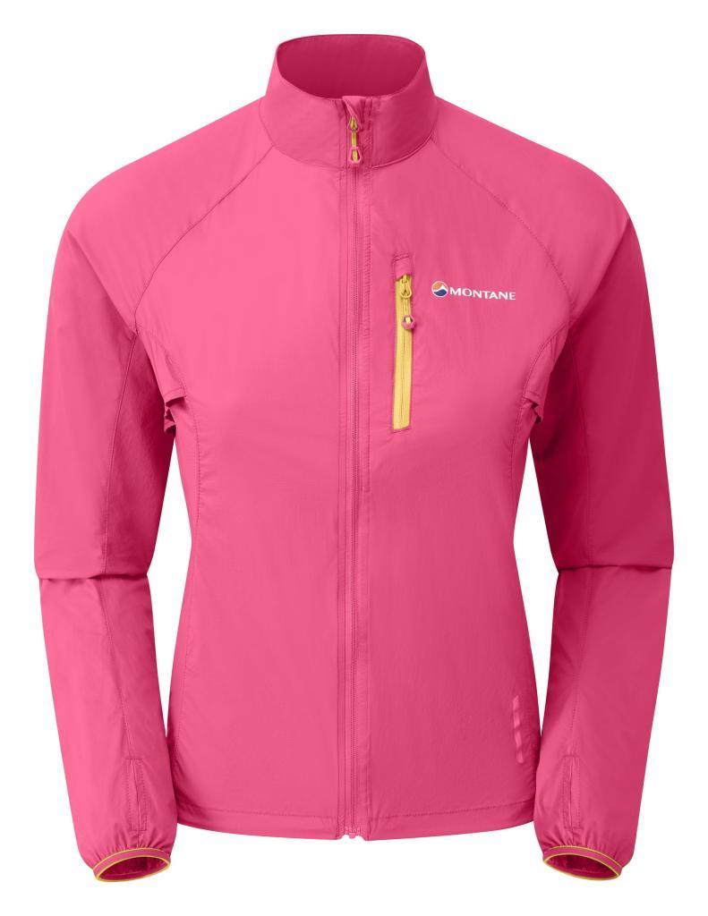 FEM FEATHERLITE TRAIL JKT-DOLOMITE PINK-34 dámská bunda růžová