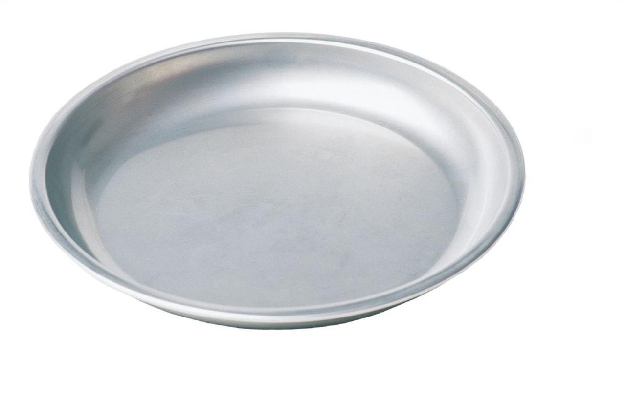 ALPINE PLATE nerez talíř