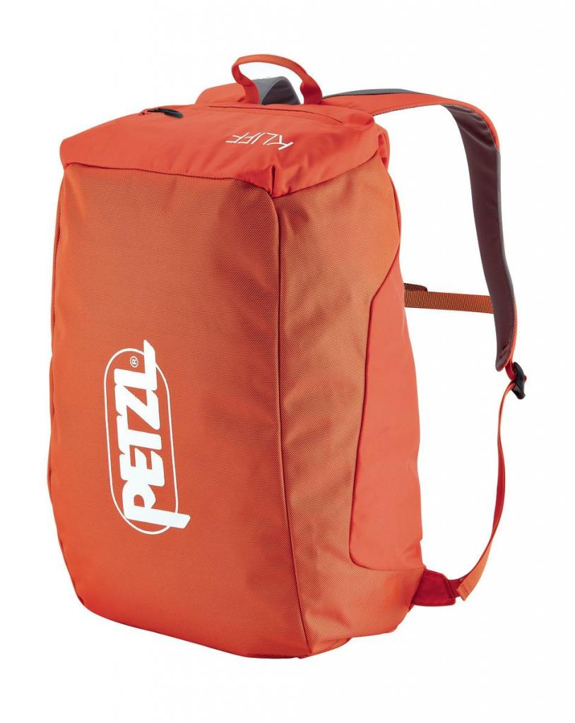 KLIFF taška na lano červená Petzl