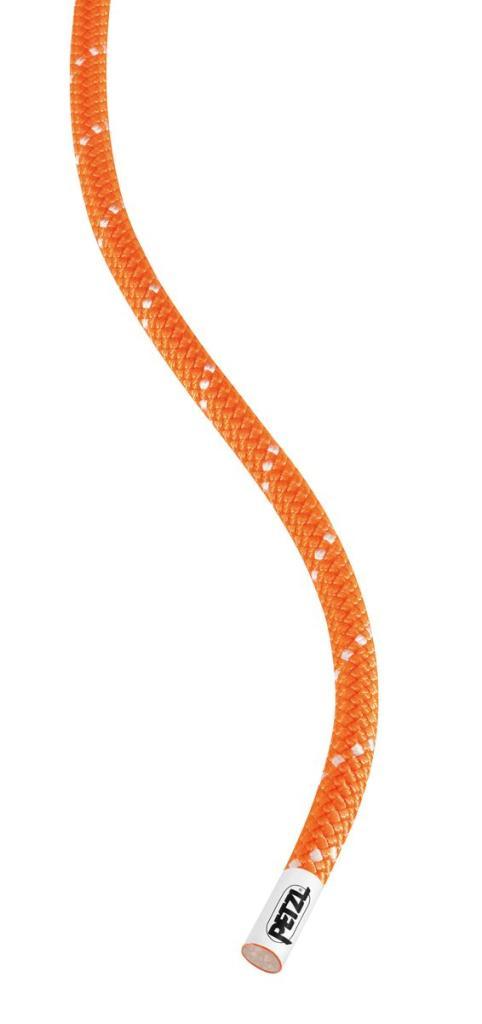 PUSH 9 mm 40 m oranžové lano