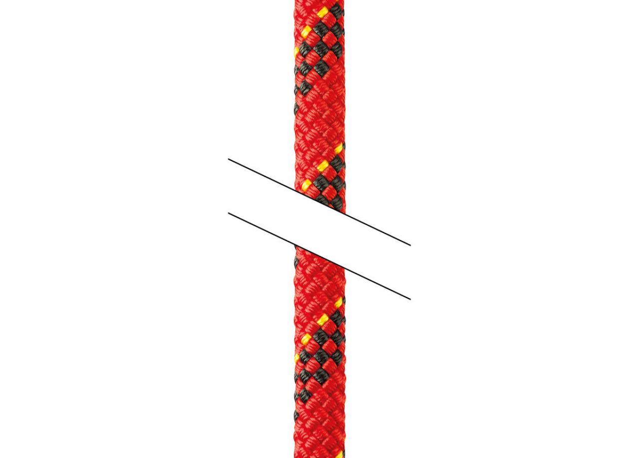 VECTOR 12,5 mm 50M bílé lano