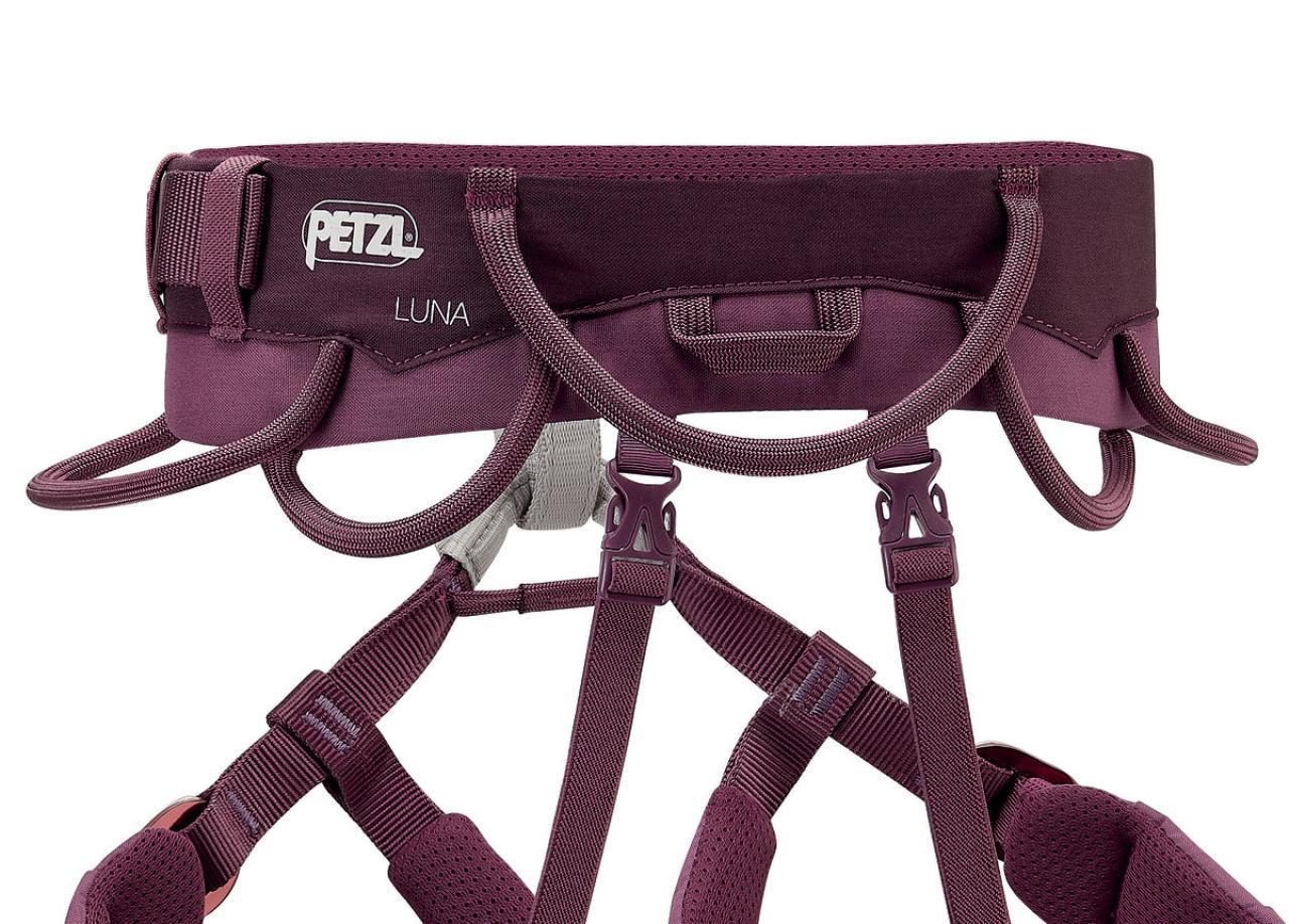 LUNA M dámský sedací úvazek fialový