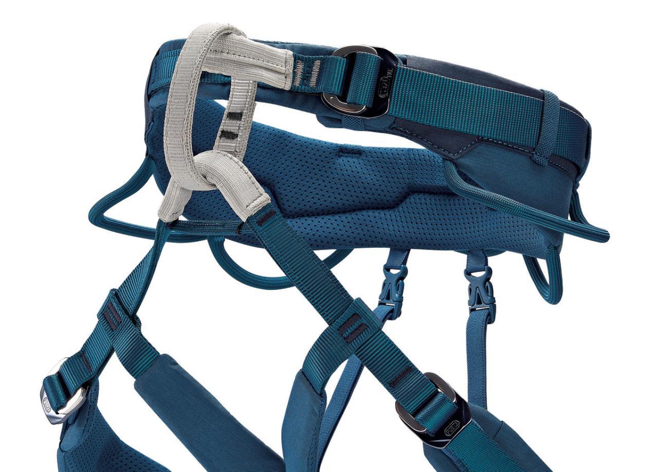 ADJAMA M pánský sedací úvazek tmavě modrý