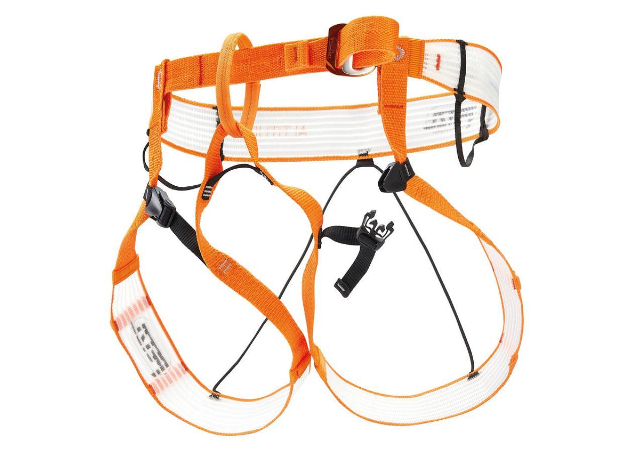 ALTITUDE M/L skialpinistický úvazek oranžový