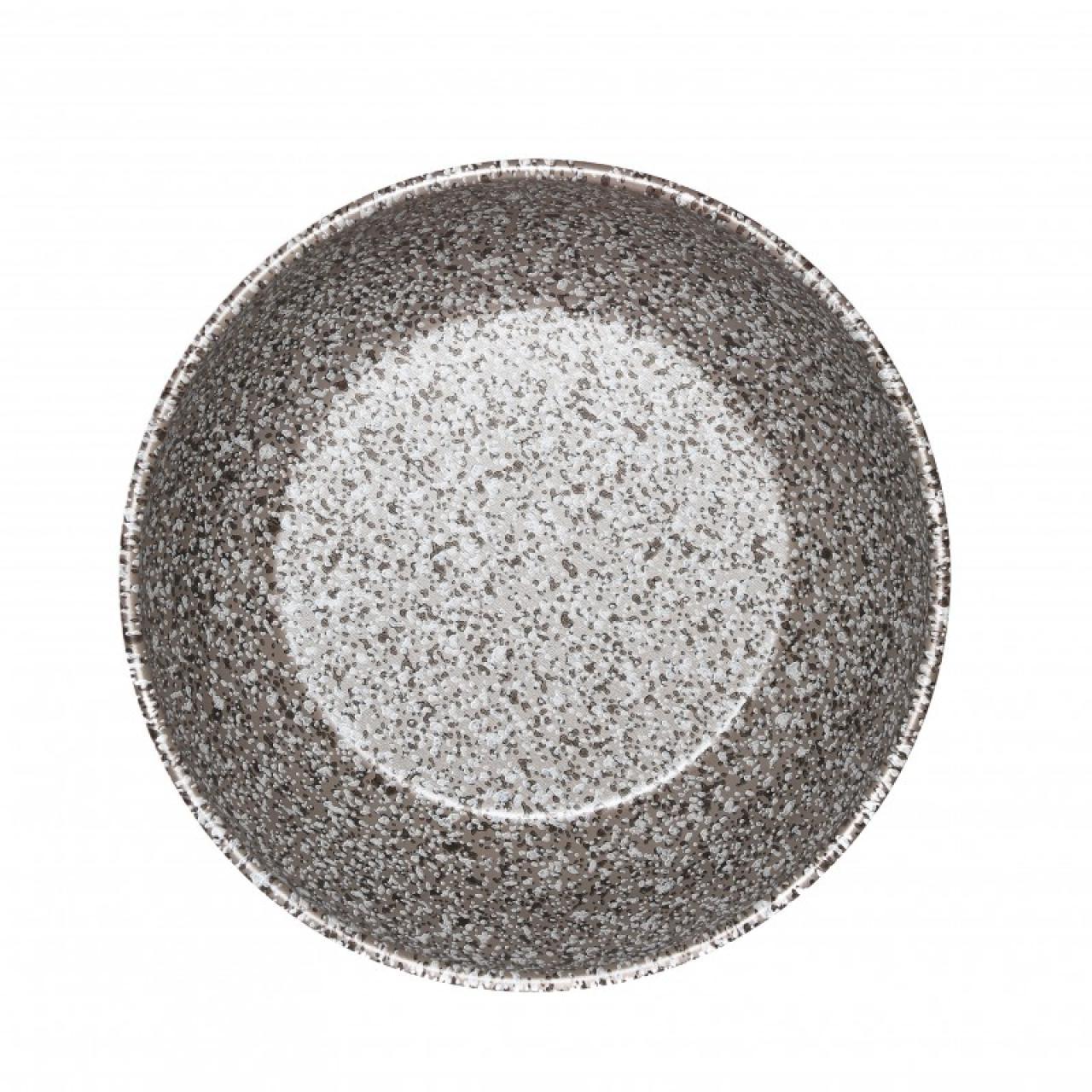 COLLECTION STONE ČESKÁ MISKA jídelní, antiadhez PTFE, design kámen